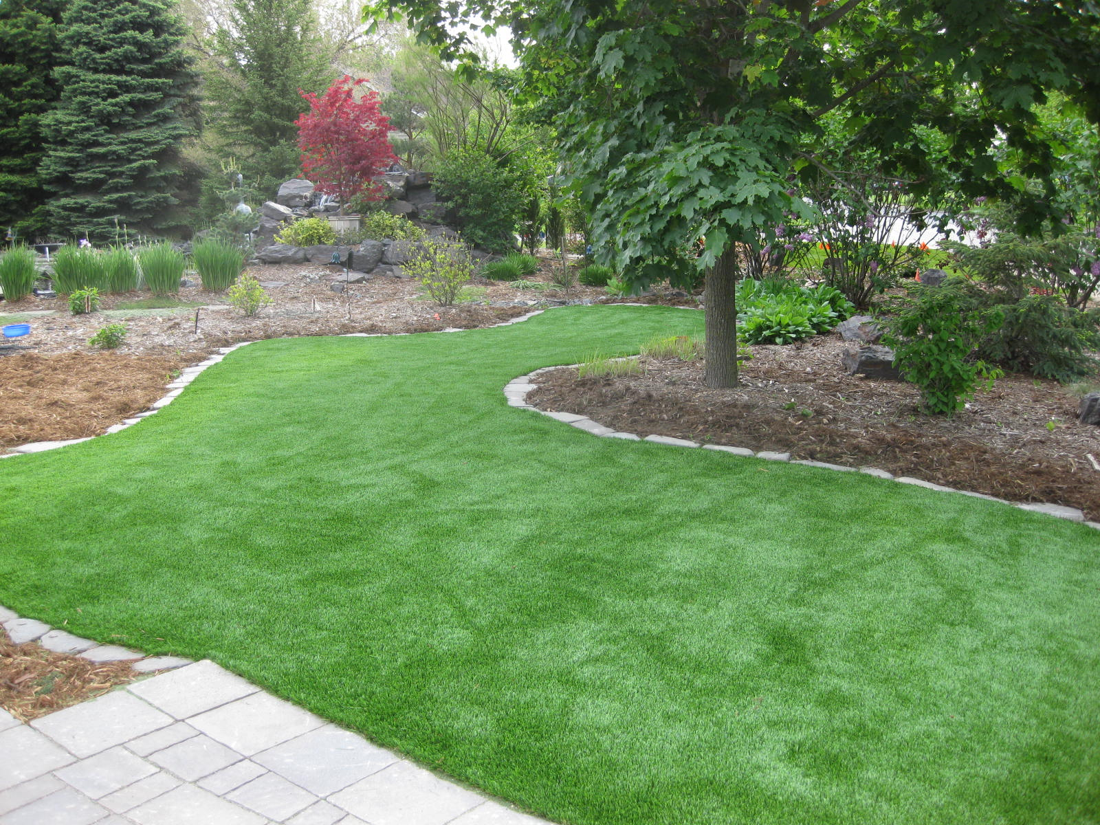 Tour Greens Virginia Artificial Grass Lawns Synthetic Turf